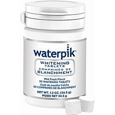 EMG Waterpik WT-30W Whitening Water Flosser Refill Tablets