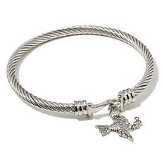 "Emma Skye ""She Shore Chic"" Fish Bangle"