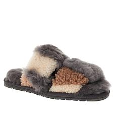 EMU Australia Coal Sheepskin Slide Slipper
