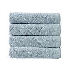 Enchante Home Gracious 4-piece Turkish Cotton Bath Towel Set