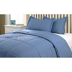 Epoch Stayclean 3-piece Comforter Set - King