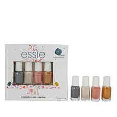 Essie Concrete Glitter Nail Lacquer Mini Kit