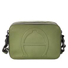 Etienne Aigner Adeline Leather Camera Crossbody Bag