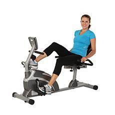 Exerpeutic 900XL Semi-Recumbent Exercise Bike