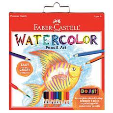 Faber-Castell Do Art Watercolor Pencil Art Set