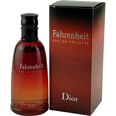 Fahrenheit by Dior EDT Spray Men 1.7 oz.