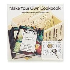 Family Cookbook Project Software Create Cookbooks Lifetime Membership