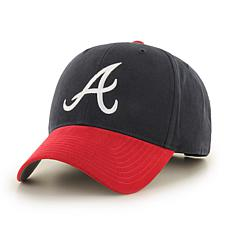 Fan Favorite Atlanta Braves MLB Classic Adjustable Hat