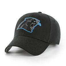 Fan Favorite Carolina Panthers NFL Black Classic Adjustable Hat