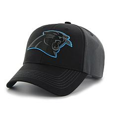 Fan Favorite Carolina Panthers NFL Blackball Adjustable Hat