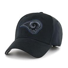 Fan Favorite Los Angeles Rams NFL Black Classic Adjustable Hat
