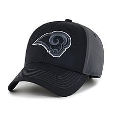 Fan Favorite Los Angeles Rams NFL Blackball Adjustable Hat