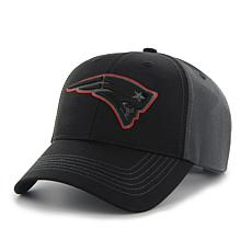Fan Favorite New England Patriots NFL Blackball Adjustable Hat