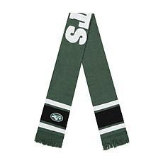 Fan Favorite New York Jets NFL Vantage Jacquard Scarf