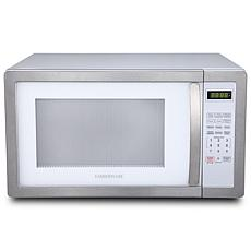 Farberware Classic 1.1 cu. ft. 1000-Watt Microwave - White & Platinum