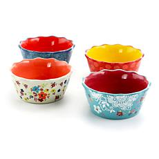 Farm Heart 4 Piece Ramekin Set