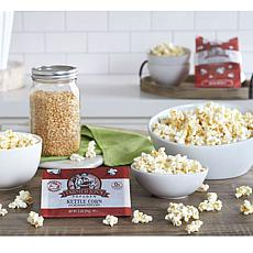 Farmer Jon's 25-pack of 3.5 oz. Bags of Microwave Kettle Corn