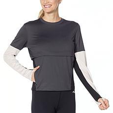 FILA Pushing the Limit Long-Sleeve Activewear Tee
