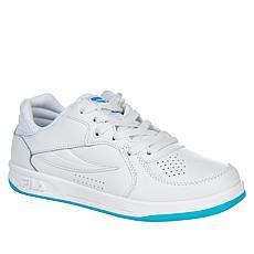 FILA TN-83 White Leather Court Shoe
