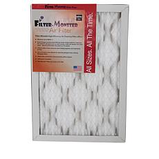 "Filter-Monster 16"" x 20"" HVAC Elite Air Filter 4-pack AS"