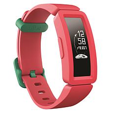 Fitbit Ace 2 Kids Activity & Sleep Showerproof Tracker Watermelon/Teal