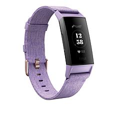 Fitbit Charge 3 Special Edition Heart Rate and Fitness Tracker