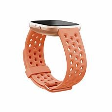FitBit Versa 2 Sport Accessory Band - Coral/Large