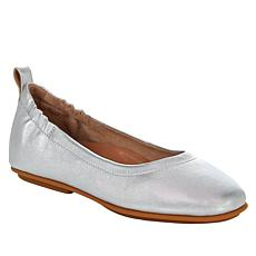 FitFlop Allegro Leather Ballet Flat