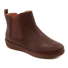 FitFlop Chai Leather Ankle Boot