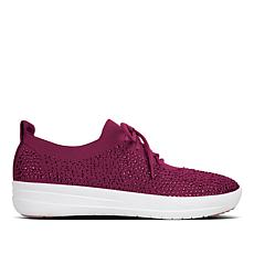 FitFlop F-Sporty Crystal ÜBERKNIT™ Pull-On Sneaker