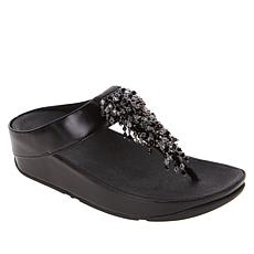 FitFlop Rumba Beaded Toe Post Sandal