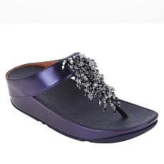 FitFlop Rumba Beaded Toe Post Sandal
