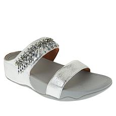 FitFlop Vina Adorn Jeweled Slide Sandal