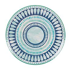 Fitz and Floyd Tranquility Round Platter