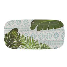 Fitz and Floyd Tropical Fun Elongated Platter