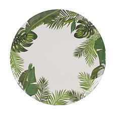 Fitz and Floyd Tropical Fun Round Platter