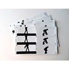 "FlipBooKit ""Leapfrog"" Pre-Printed Animated Cards"