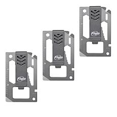 Flipo Money Clip Multi-Tool Set of 3