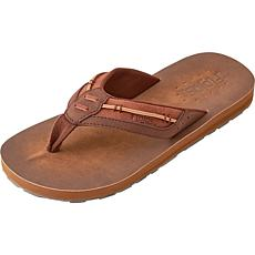 Flojos Sculpted Thong Sandal - Mens