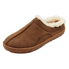 Flojos Unisex Que Faux Fur Lined Slipper