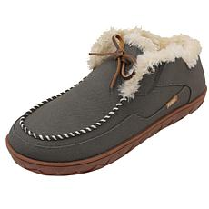 Flojos Unisex Tonga Faux Fur Lined Slipper