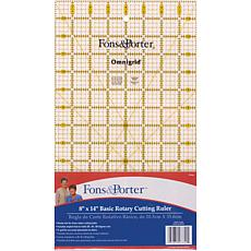 Fons and Porter Rotary Cutting Ruler