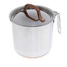 FOOD & WINE™ 3-Quart Stainless Steel Soup Pot with Basket Insert