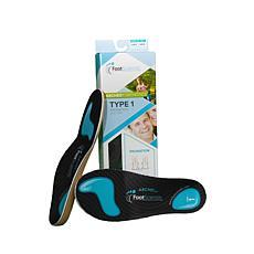 FootScientific Arches® Unisex Orthotics - Type 1 (Flat Feet)