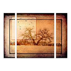 """""""For the Love of Trees V"""" Panel Art - 24"""" x 32"""""""