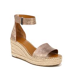 Franco Sarto Clemens 4 Ankle-Strap Espadrille Sandal
