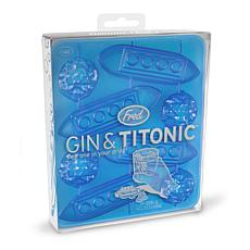 Fred and Friends Gin and Titonic Ice Tray