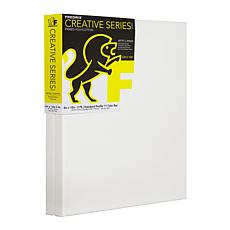 """Fredrix Creative Series Traditional Stretched Canvas 2-pack 8"""" x 10"""""""