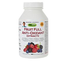 Fruit Full Anti-Oxidant Extracts - 360 Capsules