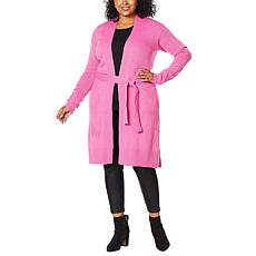 G by Giuliana G-Soft Belted Duster Cardigan